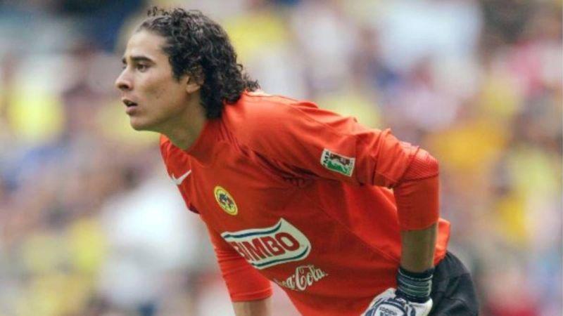 Liga MX: Club América recuerda el debut de Guillermo Ochoa en 2004