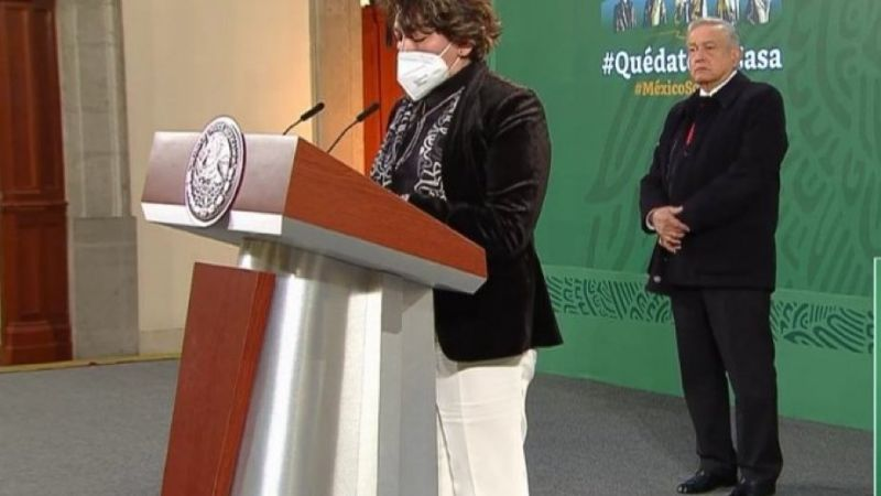 Delfina Gómez, la maestra de primaria que liderará la SEP en pandemia por Covid-19