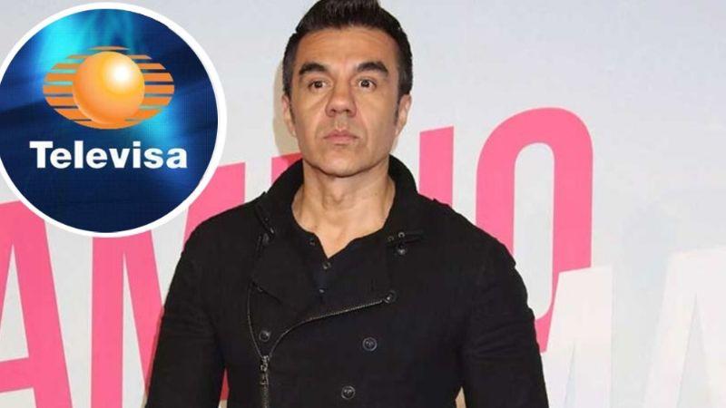 ¿Adiós contrato? Tras 21 años en Televisa, ejecutivos dan ultimátum a Adrián Uribe