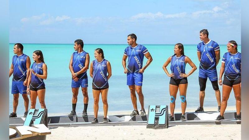 ¡Traición en 'Exatlón! Atleta de 'Héroes' engaña a su novia dentro de TV Azteca