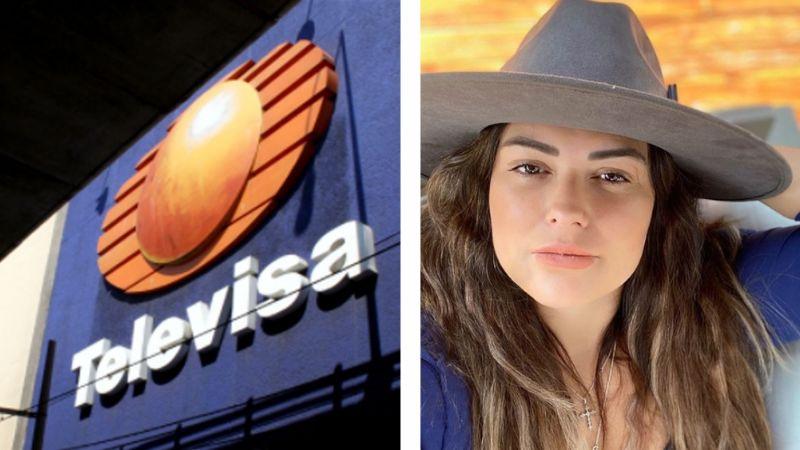 """Mariana Echeverría habla de más y revela """"fuerte"""" pleito entre conductores de Televisa"""