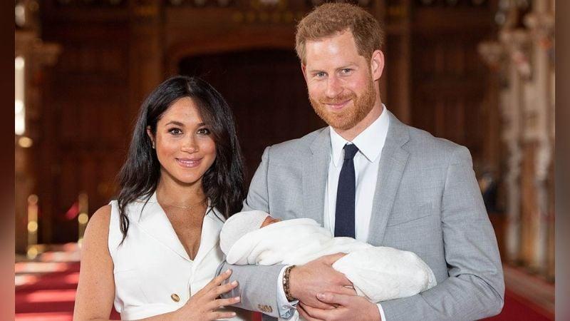 ¿Puede ser rey? Este es el papel del segundo hijo de Meghan y Harry en la Corona