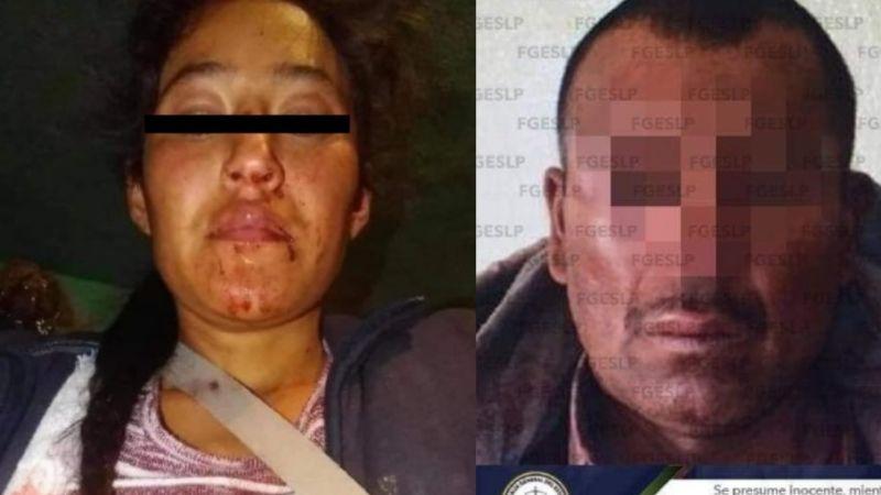 Tania sufrió un infierno: Su esposo irrumpió en XV años y la mató de un tiro frente a sus hijas