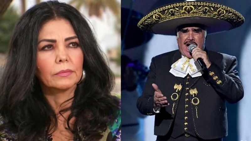 Lupita Castro habla en 'Venga a Alegría' del proceso legal contra Vicente Fernández