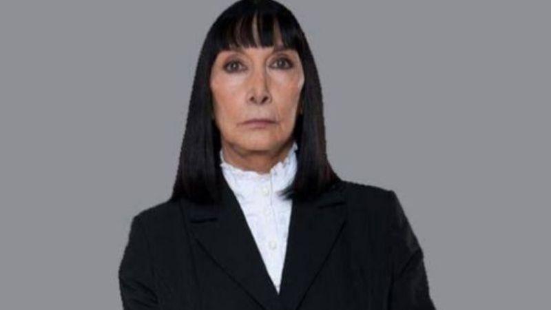 Televisa, de luto: Confirman la muerte de la primera actriz Lucía Guilmáin