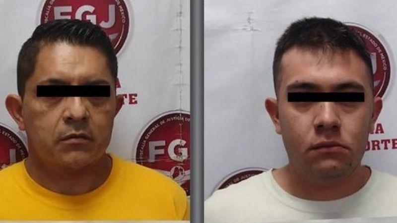 Fiscalía del Estado de México vincula a proceso a 2 sujetos por robo de mercancía