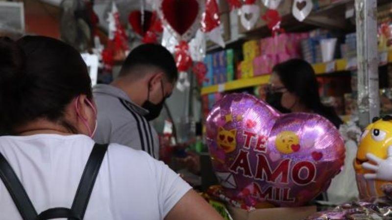 Ciudad Obregón: Ventas de San Valentín bajan un 30 por ciento en comparación con 2020
