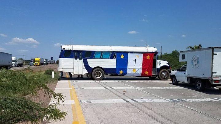 Vícam: Hombre muere arrollado por un tráiler a la altura de bloqueo Yaqui
