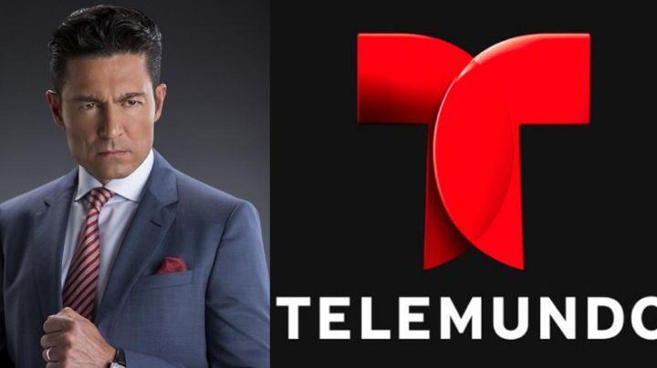 Por fracaso en Televisa, Telemundo despediría y humillaría a Fernando Colunga