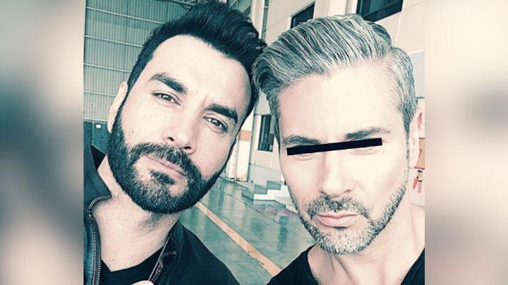 FOTOS: Así luce Ricardo Crespo, actor de Televisa, al momento de ser arrestado por abuso