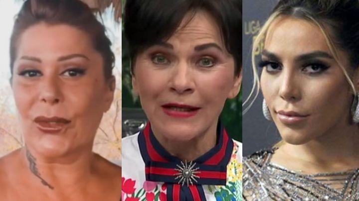 """""""Tonterías"""": Chapoy estalla en 'Ventaneando' y manda recadito a 'La Guzmán' y Frida Sofía"""