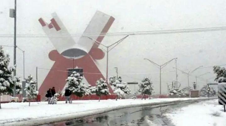 Clima: Frente Frío Número 36 dejará más nevadas al noroeste de México