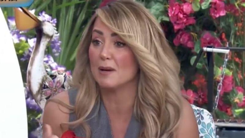 "Destrozada, Andrea Legarreta revela en 'Hoy' detalles del asalto a su esposo: ""Es una pena"""