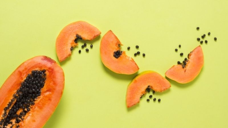 Este licuado de papaya y apio te dará toda la energía que necesitas para el día
