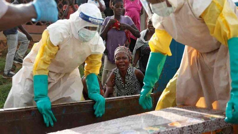 Tras contagios de Covid-19 y cepa sudafricana, alertan a 6 países por brote de ébola