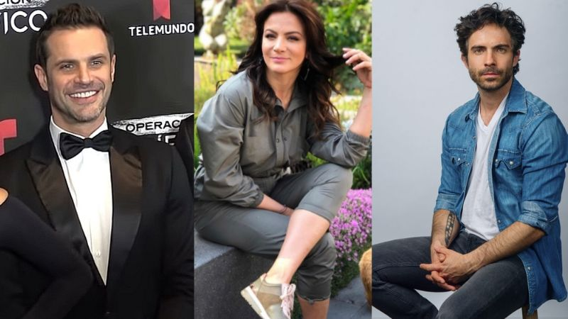 Silvia Navarro sacaría a Mark Tacher de Telemundo para estar cerca de Osvaldo Benavides