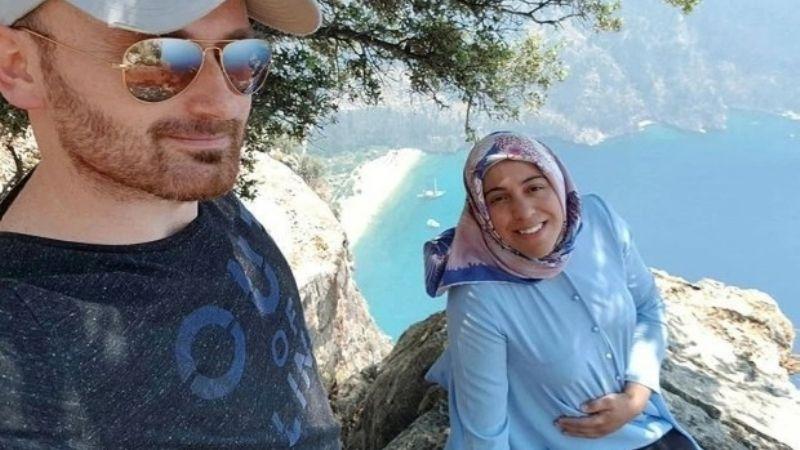 Engaña a su esposa embarazada con selfie y la avienta de acantilado por esta macabra razón
