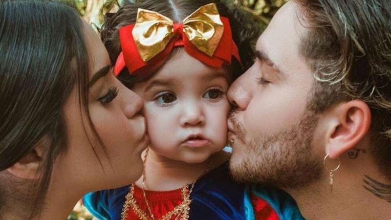 """""""Hola hijo"""": Kimberly Loaiza y JD Pantoja dan emotiva bienvenida a su segundo bebé"""