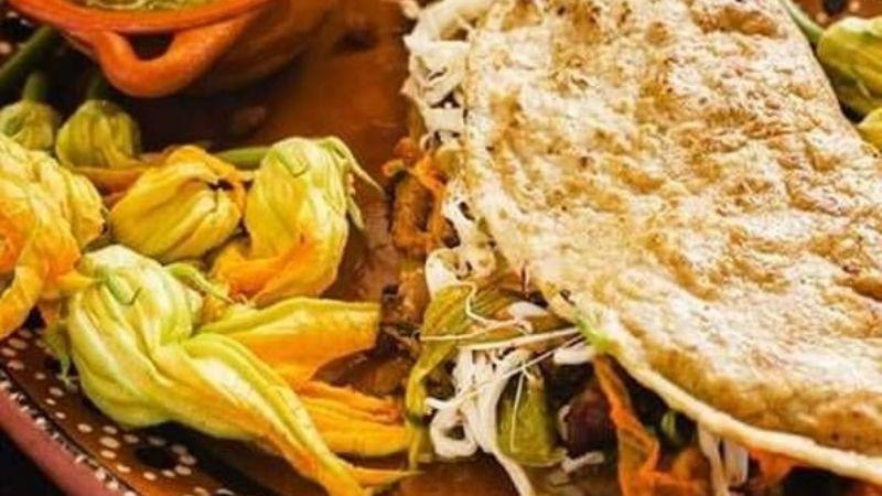 ¡Hermosas y deliciosas! Conoce algunas flores que puedes comerte en un buen taco
