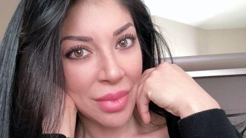 Vicky Terrazas de Los Horóscopos de Durango presume su embarazo de 3 meses