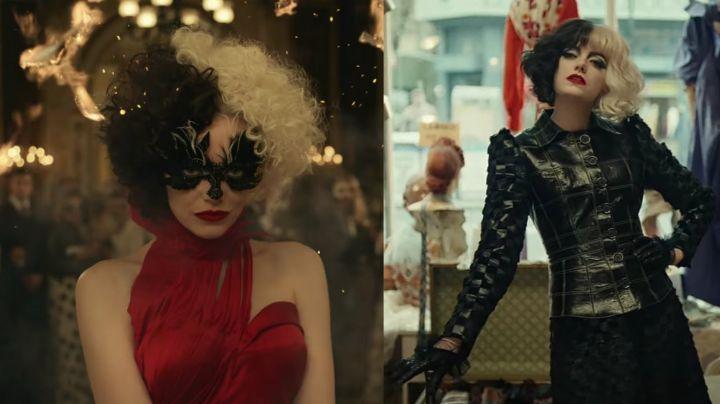 """""""Soy una mujer, escúchenme rugir"""": Así se presenta Emma Stone en el nuevo tráiler de 'Cruella'"""