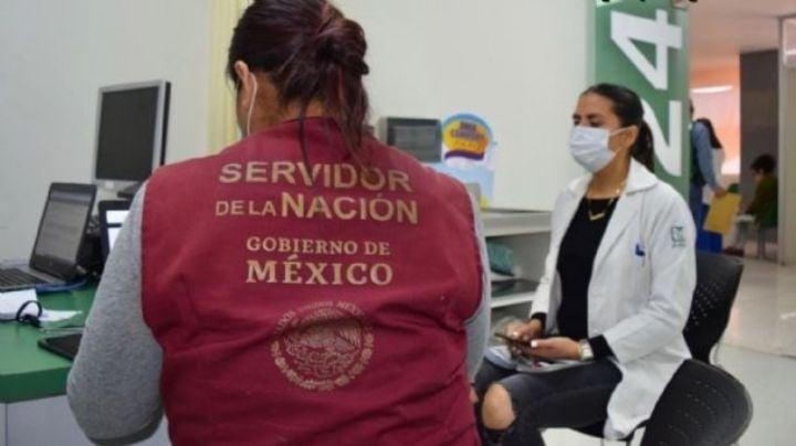 """AMLO: """"No hay fines electorales al pedir credencial del INE en vacunación"""""""