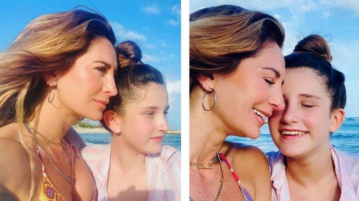 Televisa: Geraldine Bazán celebra los 12 años de su hija Elissa y la presume en Instagram