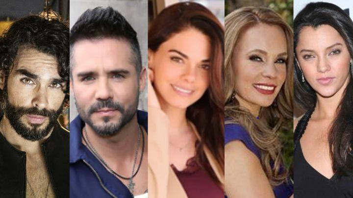 Televisa: Estos actores formarían parte de 'La Desalmada' junto a Livia Brito