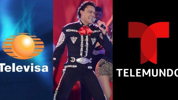 ¿Se niega a dejar Televisa? Pedro Fernández no acepta a Telemundo por esto