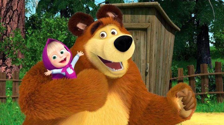 'Masha y el Oso': ¿Cuál es la edad correcta para ver esta divertida caricatura?