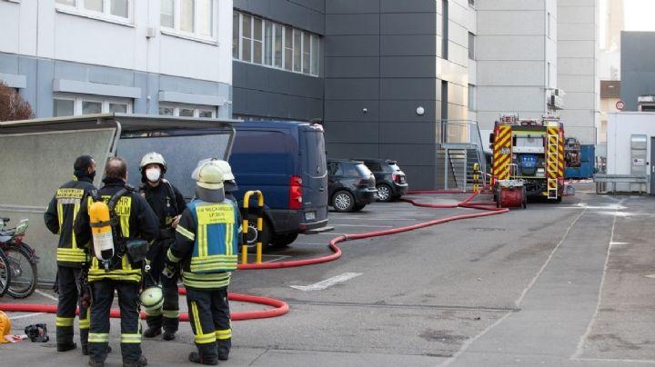 ALERTA en Alemania: Fuerte explosión de una bomba  deja a tres personas heridas