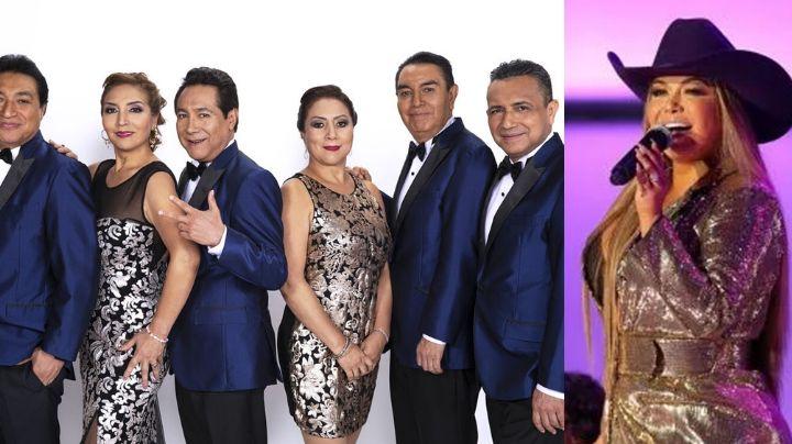 """Devoran a Chiquis por ocupar espacio en show de Los Ángeles Azules: """"Sobra alguien"""""""
