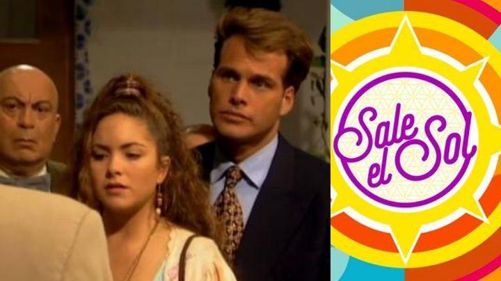 Integrante de 'Sale el Sol' revela que actor de Televisa le fue infiel ¡y ya se iban a casar!