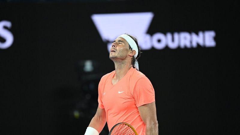 Sorpresa en el Abierto de Australia: Rafael Nadal, eliminado en cuartos de Final
