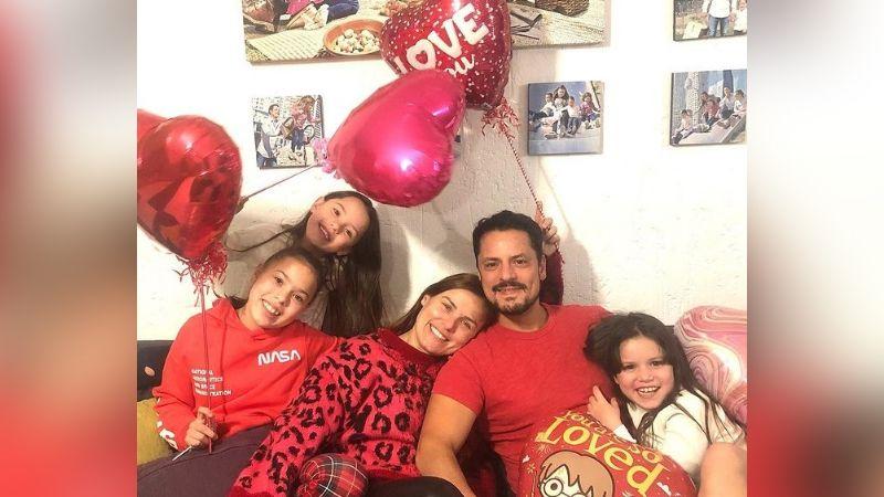 Tras grave estado de salud por Covid-19, actor de Televisa revela al nuevo integrante de su familia