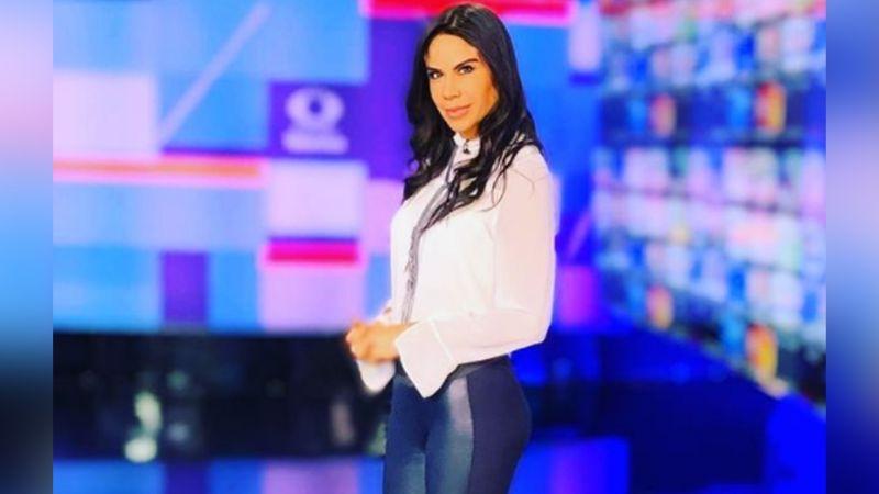 A sus 44 años, Paola Rojas enloquece a Instagram al posar así de coqueta desde Televisa