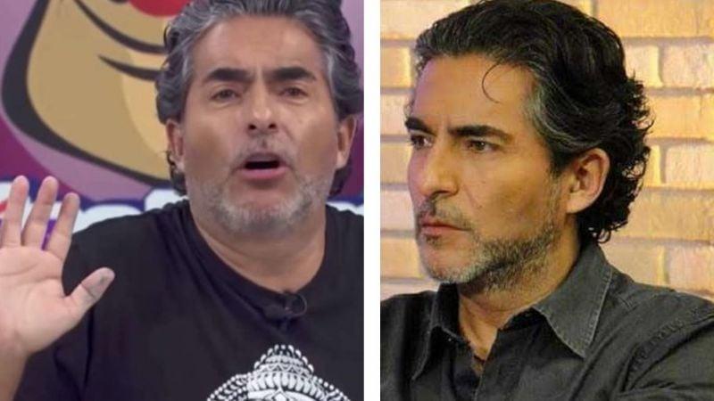 """Drama en Televisa: 'El Negro' abandona 'Hoy' y Kaffie señala que sería por """"recaída"""""""