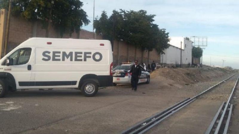 Tragedia en Hermosillo: Hombre muere arrollado por tren en la Café Combate