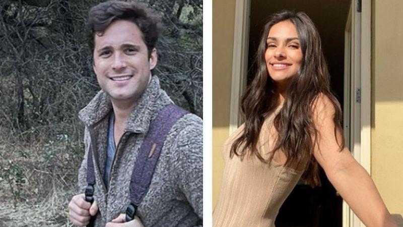 ¿Se acabó el amor? Renata Notni y Diego Boneta no celebraron San Valentín juntos