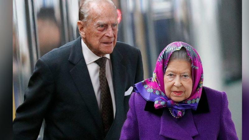 ¿Esposo de la Reina Isabel II internado por Covid-19? Buckingham responde