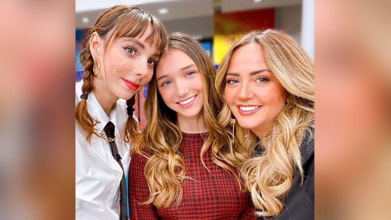 ¿Debe trabajar en Televisa? Andrea Legarreta y los requisitos para los galanes de sus hijas