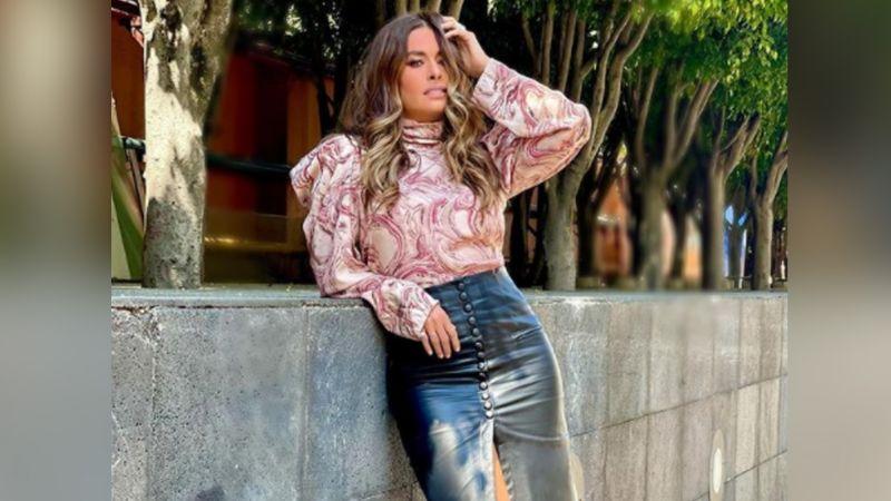Galilea Montijo luce su pantalón de cuero más coqueto en 'Hoy' y derrite a todo Instagram