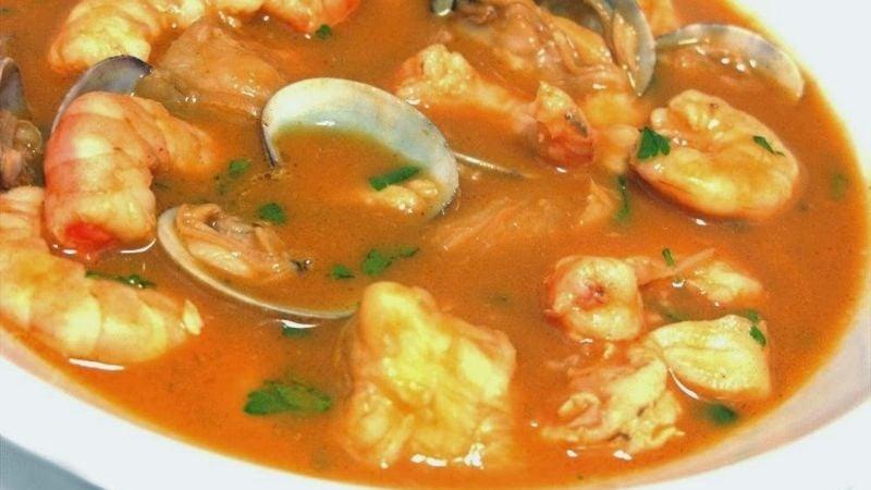 Sopa de pescado: Perfecta para preparar en días de cuaresma o en Semana Santa