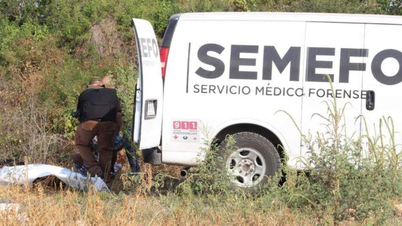 Con impactos de bala y el rostro cubierto, localizan a hombre sin vida en Cajeme