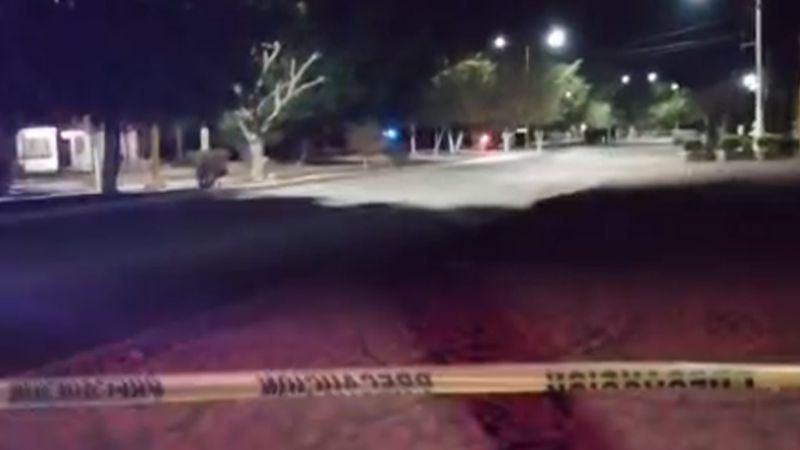 Terrible suceso: Abandonan hielera con restos humanos en calles de Pueblo Yaqui