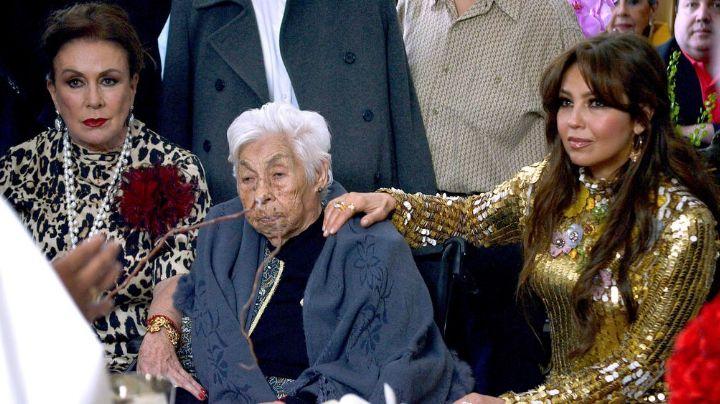 ¿Laura Zapata, el verdadero peligro? La acusan de maltratar a su abuela