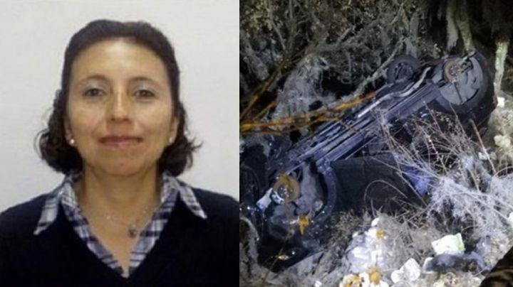 Tras un mes desaparecida, hallan muerta a la maestra Miriam; su cadáver estaba putrefacto