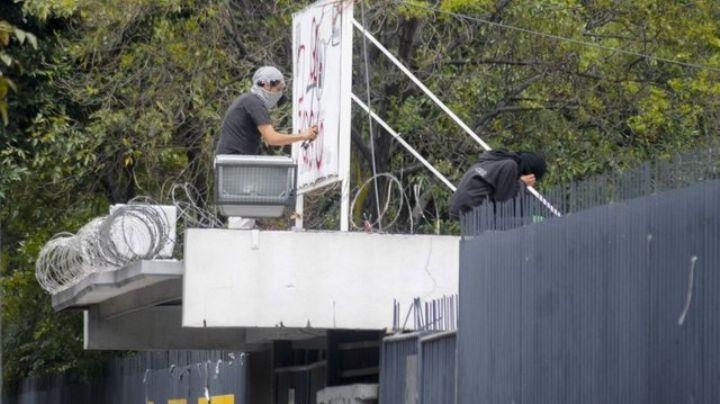 UNAM ya denunció por toma de sus instalaciones; encapuchados ingresaron pese a pandemia