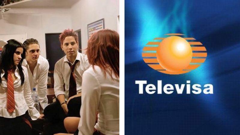Escándalo en Televisa: Escort confiesa en 'Ventaneando' que este integrante de RBD tiene VIH