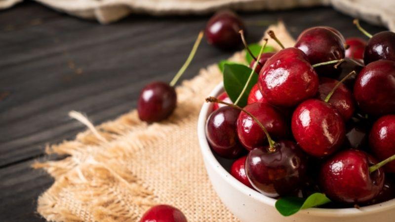 Esta rica gelatina de cerezas endulzará tu paladar y tu alma con su increíble sabor